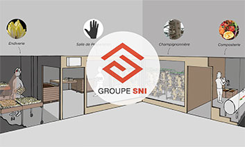 prodcution indoor groupe sni