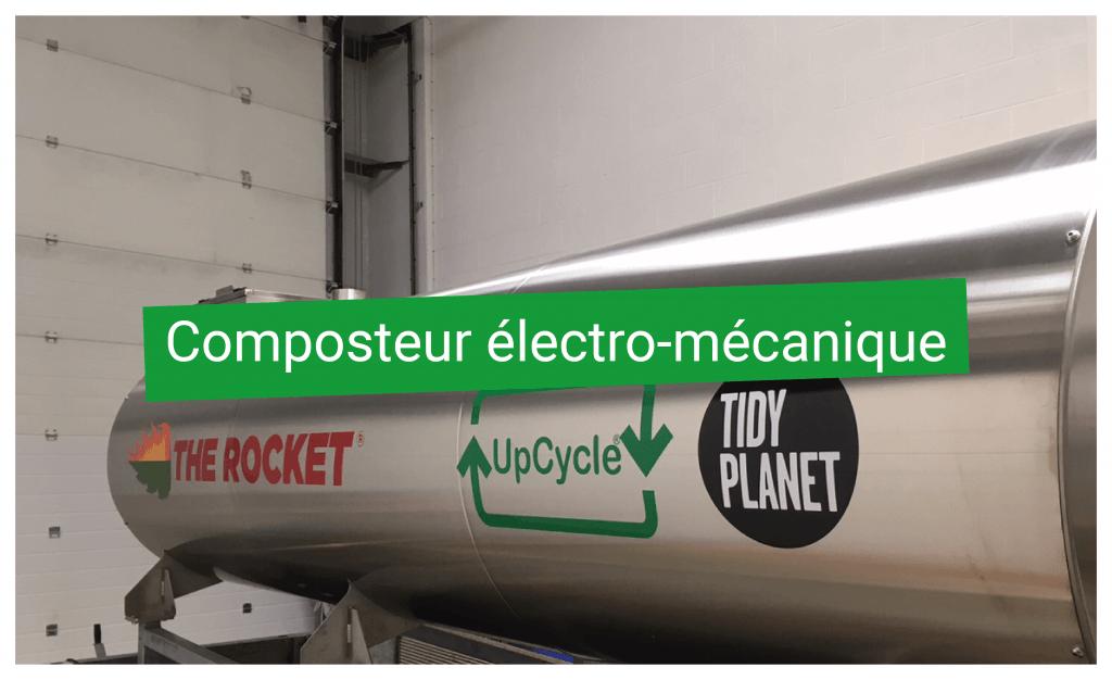 Composteur Electro Mecanique