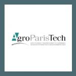 Logo AgroParisTech, partenaire d'UpCycle dans la recherche sur l'économie circulaire