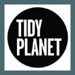 Logo Tidy Planet, fournisseur de composteur