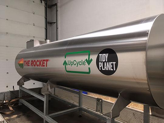 Composteur Electro Mecanique Rocket