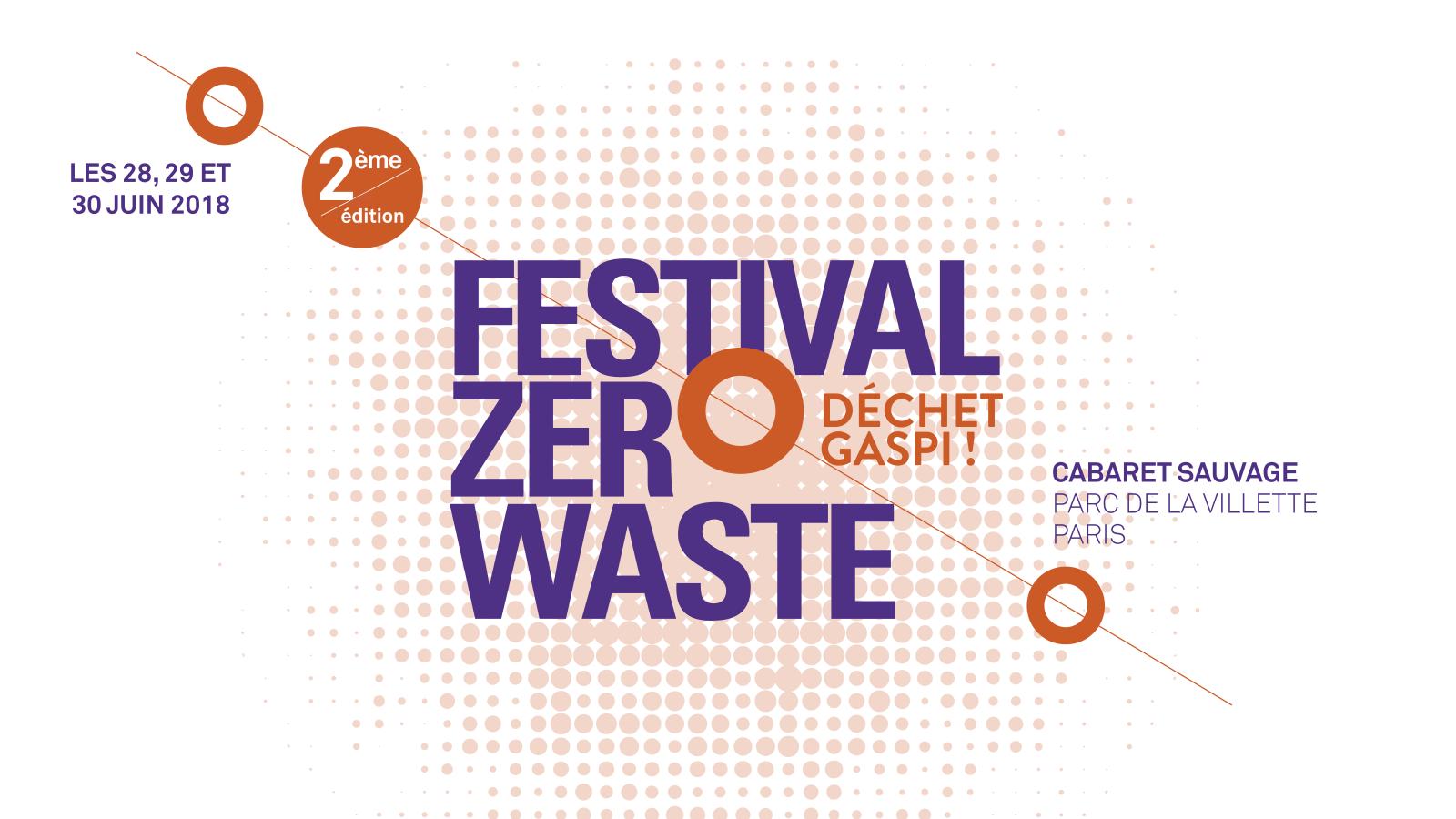 Visuel festival 2018 zero waste