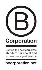 B corp label