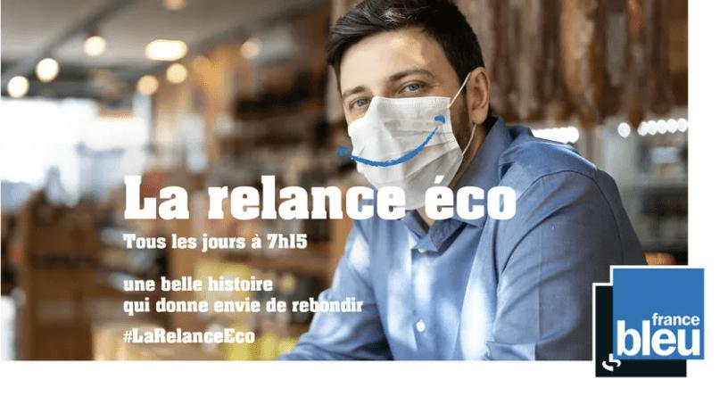 La relance éco | France Bleu | UpCycle 26 novembre 2020