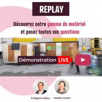 demo live replay upcycle