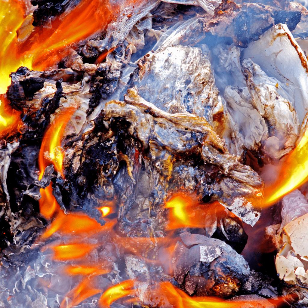 Hausse TGAP incinération