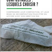 Emballages compostables : lesquels choisir ?