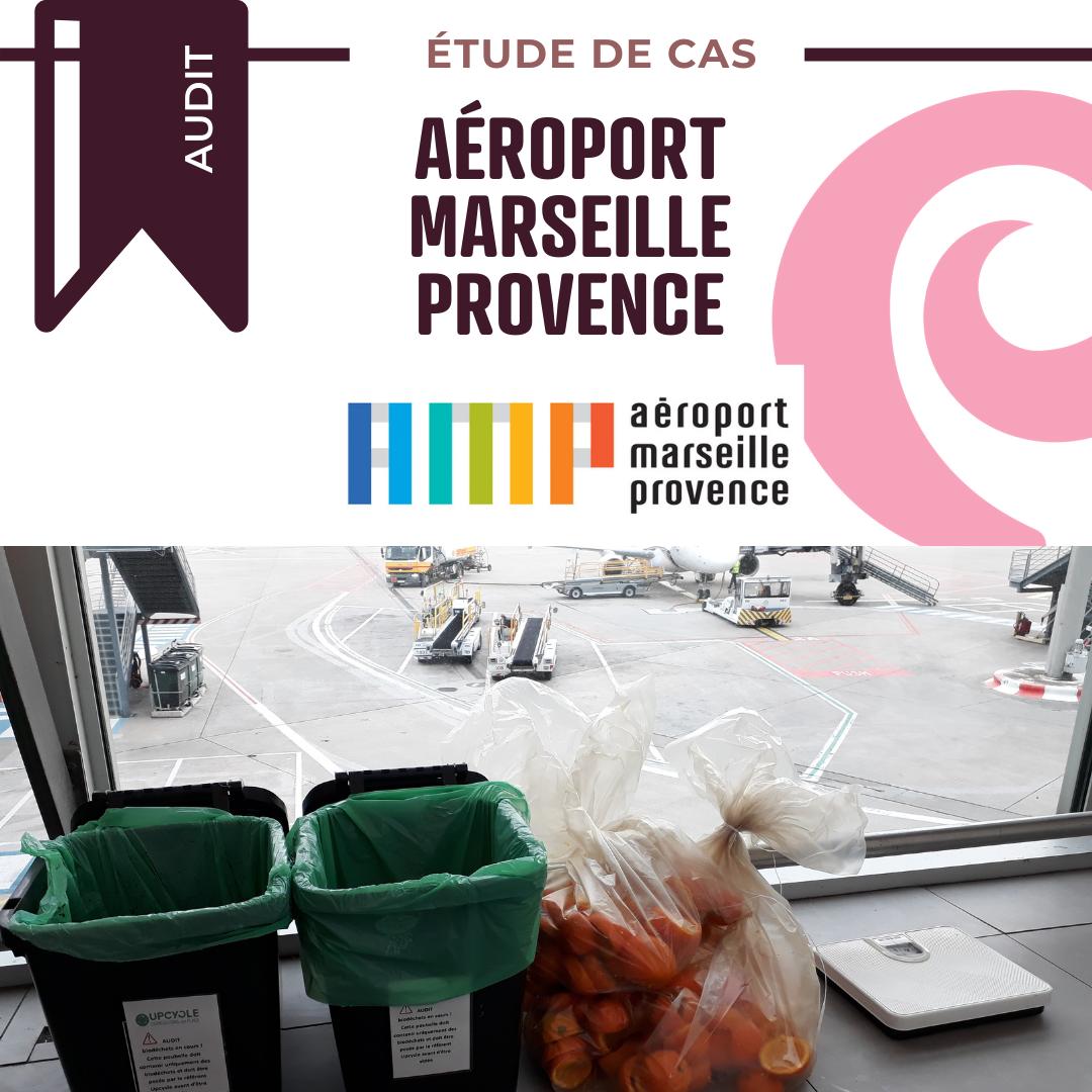 EC Aeroport Marseille Provence-UPCYCLE-AUDIT