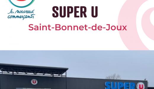 EC-SUPER U ST BONNET DE JOUX AUDIT UPCYCLE