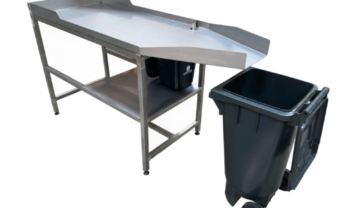 TABLE DE TRI biodechets UPCYCLE
