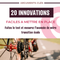 20 innovations transition ecolo | UPCYCLE