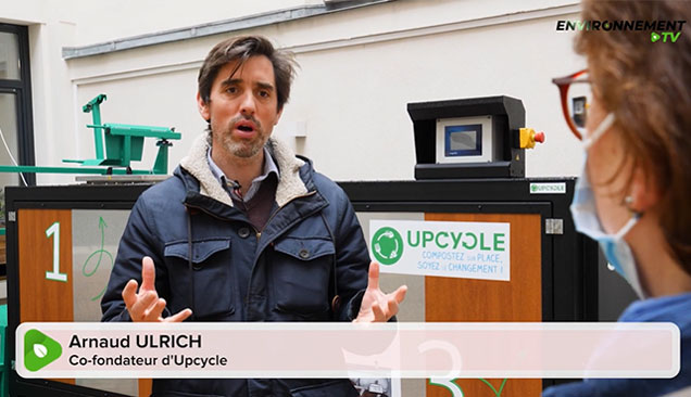 upcycle dans Environnement Magazine